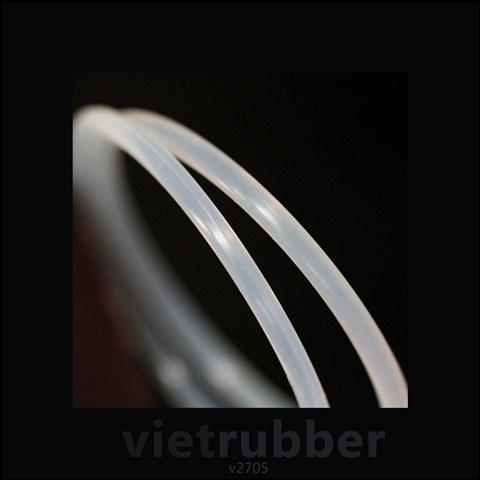 Viet Rubber company - O-ring silicone thực phẩm
